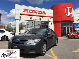 Used 2011 Toyota Camry LE. SOLD for sale in Scarborough, ON