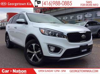 Used 2017 Kia Sorento EX TURBO | COMPANY DEMO | SAVE $$$ | for sale in Georgetown, ON