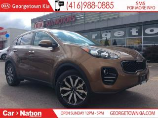 Used 2017 Kia Sportage EX TECH | NAVIGATION | $221 BI-WEEKLY | RARE | for sale in Georgetown, ON