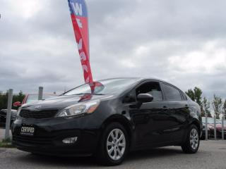 Used 2013 Kia Rio LX / full kia service / accident free for sale in Newmarket, ON