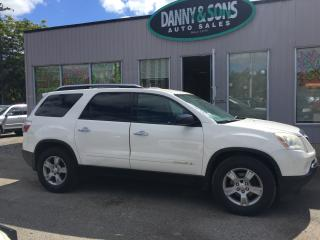 Used 2007 GMC Acadia SLE for sale in Mississauga, ON