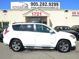 Used 2010 Toyota RAV4 4x4, Leather, Sunroof, WE APPROVE ALL CREDIT for sale in Mississauga, ON