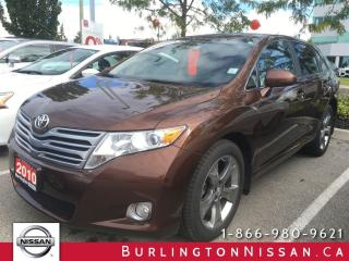 Used 2010 Toyota Venza V6 for sale in Burlington, ON