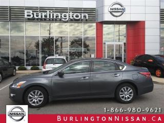 Used 2014 Nissan Altima 2.5 S for sale in Burlington, ON