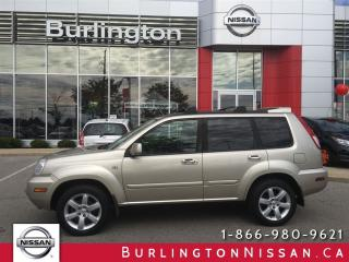 Used 2006 Nissan X-Trail LE, LEATHER, ROOF, for sale in Burlington, ON