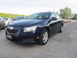 Used 2011 Chevrolet Cruze LT/ POWER SUNROOF / SNOW TIRES / ACCIDENT FREE for sale in Newmarket, ON