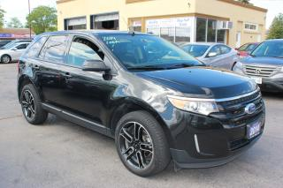 Used 2014 Ford Edge SEL Loaded Pano Roof Navi for sale in Brampton, ON