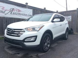 Used 2013 Hyundai Santa Fe PREMIUM AWD for sale in Stittsville, ON