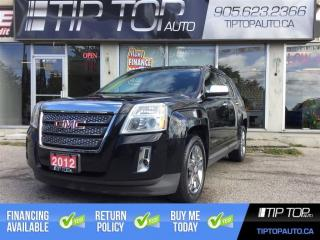 Used 2012 GMC Terrain SLT-2 ** Nav, Leather, Loaded ** for sale in Bowmanville, ON