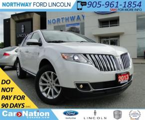 Used 2013 Lincoln MKX NAV | REAR CAM | HTD SEATS | PANO ROOF | for sale in Brantford, ON