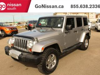 Used 2015 Jeep Wrangler Unlimited Sport 4DR 4X4 for sale in Edmonton, AB