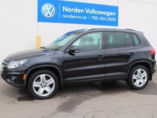 Used 2015 Volkswagen Tiguan Comfortline w/Appearance Package for sale in Edmonton, AB