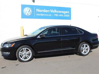Used 2015 Volkswagen Passat 2.0 TDI Highline for sale in Edmonton, AB