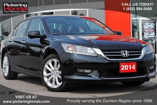 Used 2014 Honda Accord Touring LEATHER NAVI SUNROOF for sale in Pickering, ON
