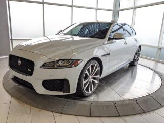Used 2018 Jaguar XF S - One Owner! for sale in Edmonton, AB