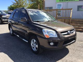 Used 2010 Kia Sportage 10th Anniversary for sale in Pickering, ON