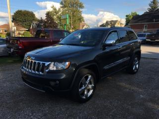 Used 2011 Jeep Grand Cherokee Limited  PREMIUM  ***SOLD*** for sale in Belmont, ON