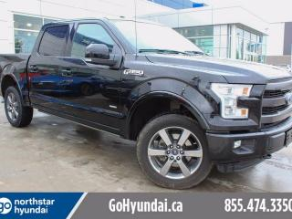 Used 2016 Ford F-150 Lariat NAV MOONROOF POWER RUNNING BOARDS for sale in Edmonton, AB
