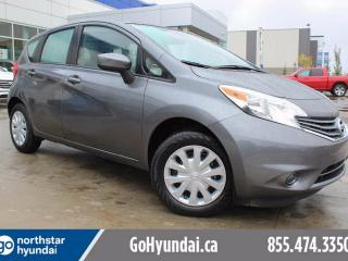 Used 2016 Nissan Versa Note LOW KMS GREAT MILEAGE 1.6 S for sale in Edmonton, AB
