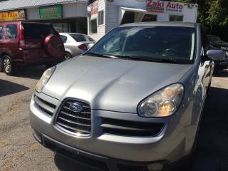 Used 2007 Subaru B9 Tribeca Ltd Safety and E Test is Included The for sale in Scarborough, ON