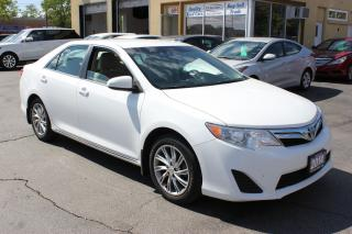 Used 2014 Toyota Camry LE Navi Alloy Wheels for sale in Brampton, ON