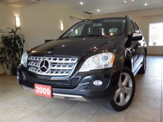 Used 2009 Mercedes-Benz ML-Class ML320 BLUETEC for sale in Toronto, ON