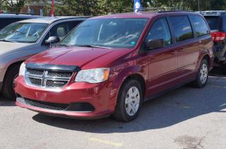 Used 2011 Dodge Grand Caravan SE Stow 'N Go No Accident for sale in North York, ON