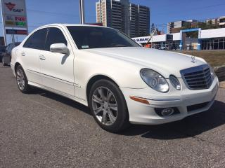 Used 2009 Mercedes-Benz E350 3.5L ,Nav, Roof, Sub-woofer, for sale in Scarborough, ON