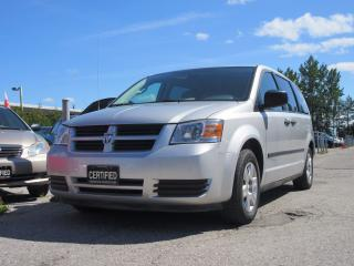 Used 2010 Dodge Grand Caravan SE /  ONE OWNER for sale in Newmarket, ON