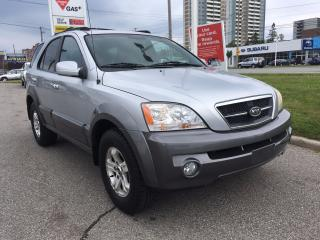 Used 2004 Kia Sorento EX for sale in Scarborough, ON
