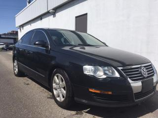 Used 2006 Volkswagen Passat 2.0T, :Leather, Sunroof for sale in Scarborough, ON