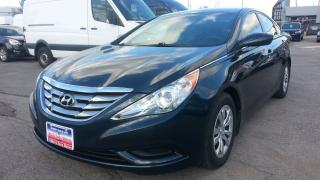 Used 2011 Hyundai Sonata GL, AUTO, HEAT-SEATS for sale in North York, ON