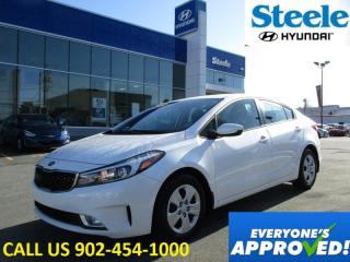 Used 2017 Kia Forte LX for sale in Halifax, NS