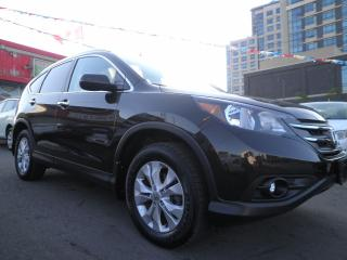 Used 2014 Honda CR-V TOURING NAVI-BLUETOOTH-BACK UP CAMERA for sale in Brampton, ON