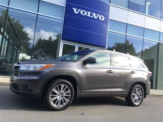 Used 2015 Toyota Highlander XLE Limited AWD for sale in Surrey, BC