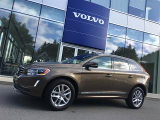 Used 2017 Volvo XC60 T6 AWD Premier w Tech/Climate/Convenience for sale in Surrey, BC