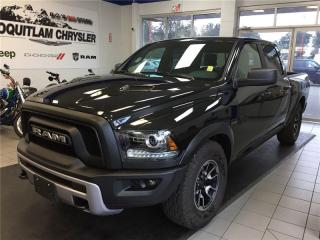 Used 2017 Dodge Ram 1500 Rebel for sale in Coquitlam, BC