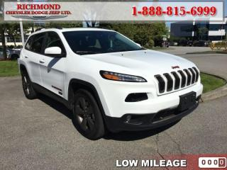 Used 2017 Jeep Cherokee North for sale in Richmond, BC