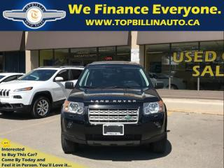 Used 2009 Land Rover LR2 Double Sunroof, 2 Years Powertrain Warranty for sale in Concord, ON