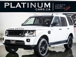 Used 2016 Land Rover LR4 HSE, 7 PASSENGER, NA for sale in North York, ON