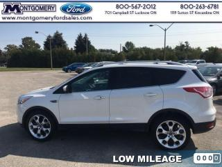 Used 2014 Ford Escape Titanium  - Leather Seats -  Bluetooth for sale in Kincardine, ON