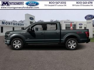 Used 2015 Ford F-150 XLT  - Bluetooth -  SiriusXM for sale in Kincardine, ON