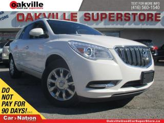 Used 2013 Buick Enclave Premium | AWD | LEATHER | SUNROOF | DVD | NAVI for sale in Oakville, ON