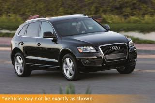 Used 2012 Audi Q5 2.0T Premium Plus, Quattro, S for sale in Winnipeg, MB