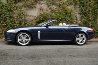 Used 2007 Jaguar XK R Convertible for sale in Vancouver, BC