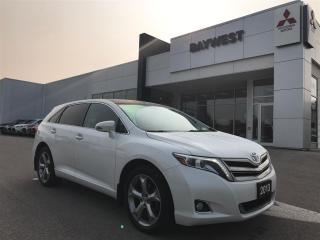 Used 2013 Toyota Venza V6 AWD ** FULLY LOADED ** for sale in Owen Sound, ON