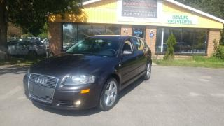 Used 2007 Audi A3 2.0L Turbo for sale in Barrie, ON