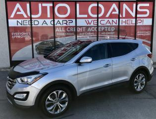 Used 2013 Hyundai Santa Fe Sport 2.0T Limited LIMITED-0% DOWN ALL CREDIT ACCEPTED for sale in Scarborough, ON