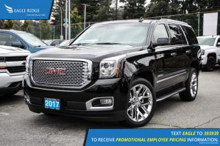 New 2017 GMC Yukon Denali Navigation, Sunroof, and Heated Seats for sale in Port Coquitlam, BC