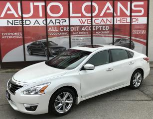 Used 2014 Nissan Altima 2.5 SL SL-ALL CREDIT ACCEPTED for sale in Scarborough, ON